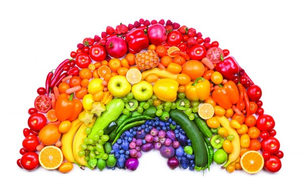 ***Eat A Rainbow of Fruit and Veggies Everyday***